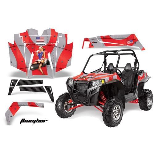 Комплект графики AMR Racing I Bomber (RZR900XP)