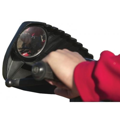 Защита рук Kolpin со встроенными зеркалами заднего вида