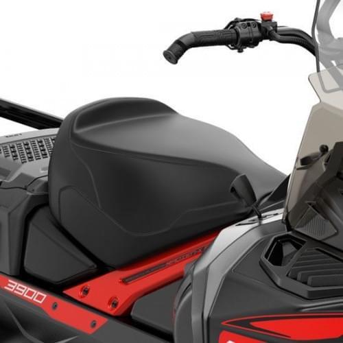 Сиденье водителя снегохода LYNX с электрообогревом 860202261